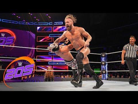 Lince Dorado vs. Mike Kanellis: WWE 205 Live, Oct. 24, 2018