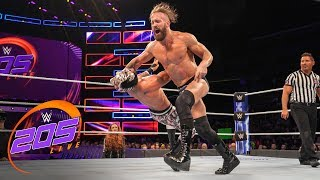 Lince Dorado vs. Mike Kanellis: WWE 205 Live, Oct. 24, 2018