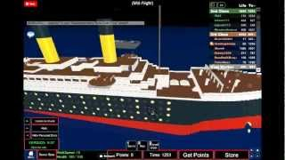 The Roblox Titanic