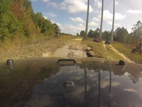 1st platoon mud riding at canal road part 1