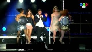 "Ricky  Martin performs ""She Bangs"" Live from MAS Tour, Mexico (2011)"