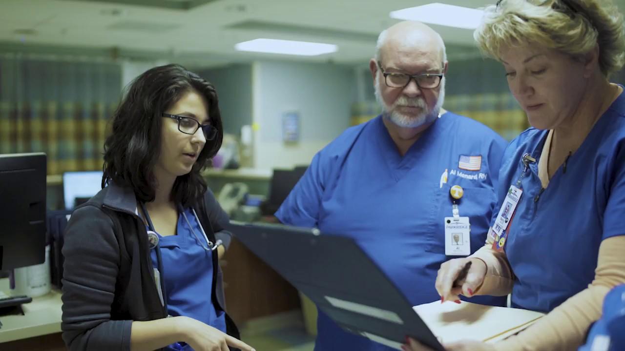 Parkridge Medical Center Emergency Room