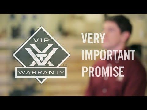 The VIP Warranty - Vortex Optics