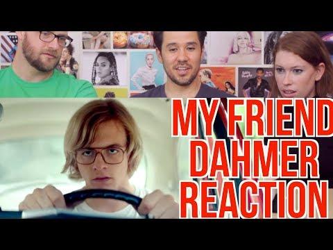 MY FRIEND DAHMER - Trailer REACTION