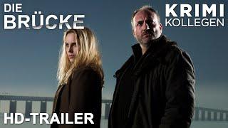 DIE BRÜCKE - Transit in den Tod - Staffel 1 - Trailer deutsch [HD] || KrimiKollegen