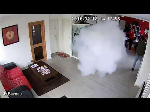 Easy Model - UR Fog Fogging Security System