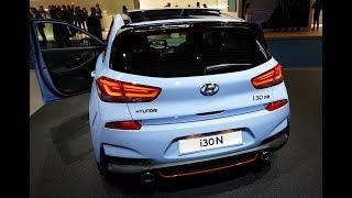 Hyundai i30 N IAA 2017