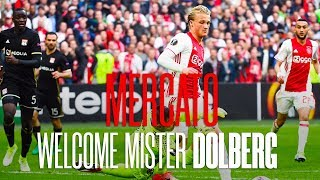 Welcome, Mister Dolberg !