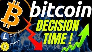 BITCOIN STILL BEARISH?? also LITECOIN ETHEREUM and DOW JONES crypto, charts, analysis, news, trading