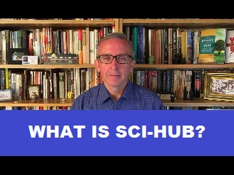 What is Sci-Hub?