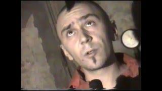 Интервью Ленинград, Сергей Шнуров, 1999 год