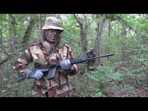 Rhodesian Brushstroke Camouflage Effectiveness PART II