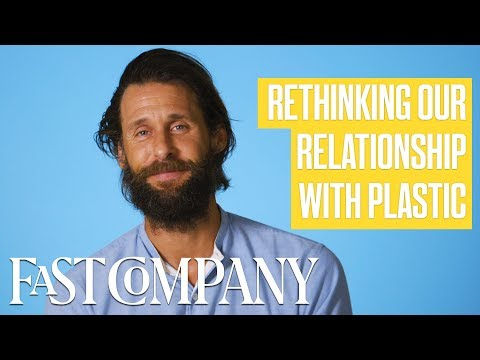 David de Rothschild on Sailing a Boat Made of Recycled Plastic | Fast Company