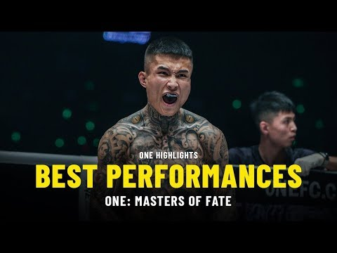 Best Performances | ONE: MASTERS OF FATE
