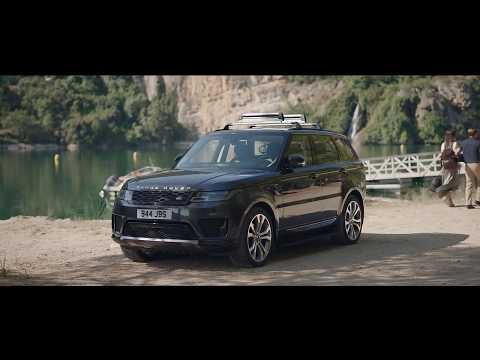 Range Rover Sport Gear – Accessories Lifestyle Film