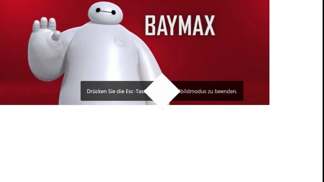Baymax Film Deutsch