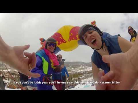Skiing In The Slush Cup 2018 At Keystone