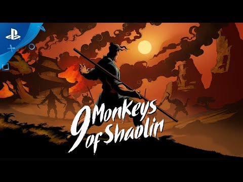 9 Monkeys of Shaolin - Announce Trailer | PS4