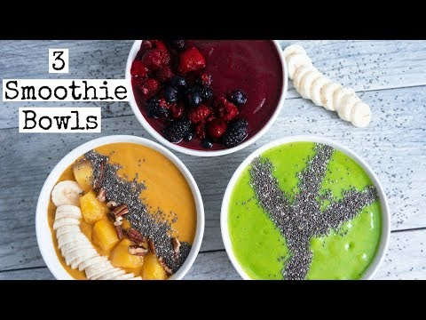 Protein-Packed Smoothie Bowl