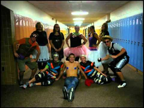 2012 Negaunee High School Senior Video!