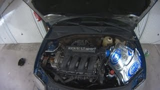 VIDANGE HUILE MOTEUR (CLIO 2 RS1)