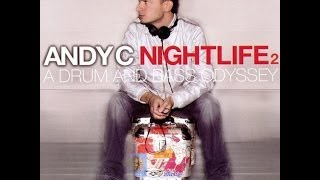 Andy C - nightlife 2 tracklist 2 cd