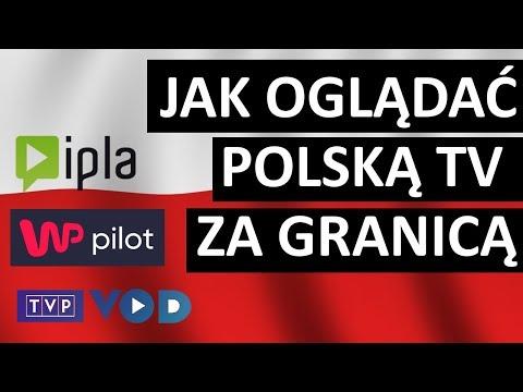 Jak oglądać Polską telewizję za granicą