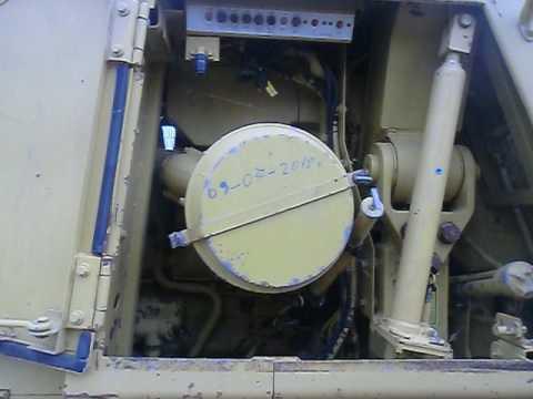 ENGINE SOUND OF 3204 CAT