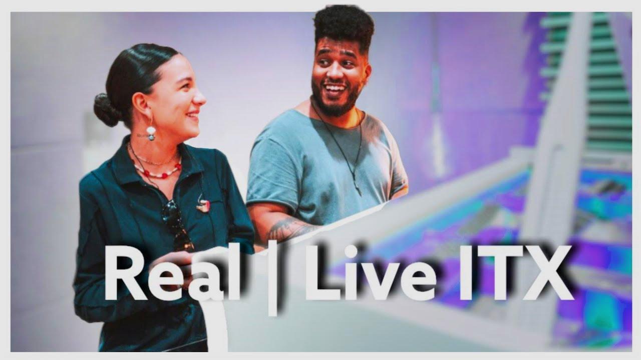 Priscilla Alcantara & Rapha DanTop - Real (#LivePriAlcantara no ITX Studio)