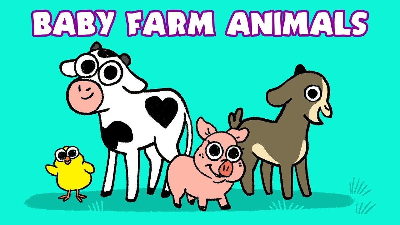 Free Images Of Farm Animals, Download Free Clip Art, Free Clip Art on  Clipart Library