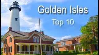 Georgia Golden Isles Top Ten Things To Do