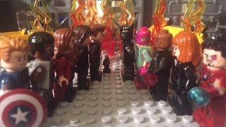 LEGO Captain America: Civil War minifigures