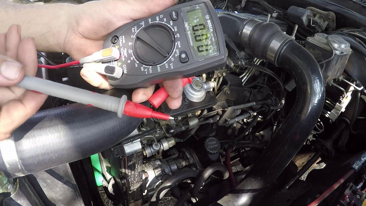 fdg how to adjust your 1st gen cummins tps throttle position sensor [ 1280 x 720 Pixel ]