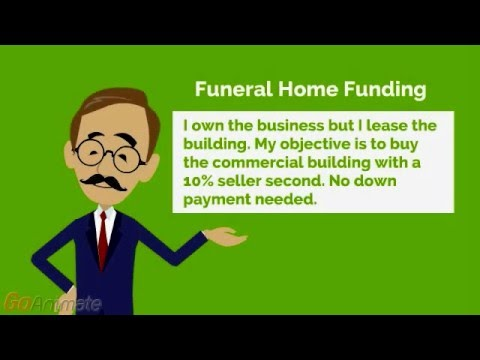 Funeral home funding