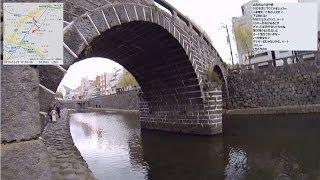 【自転車旅行】2013/12/27 part3 長崎市街を観光