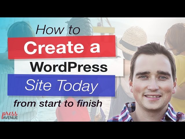 How to Create a WordPress Website using Beaver Builder