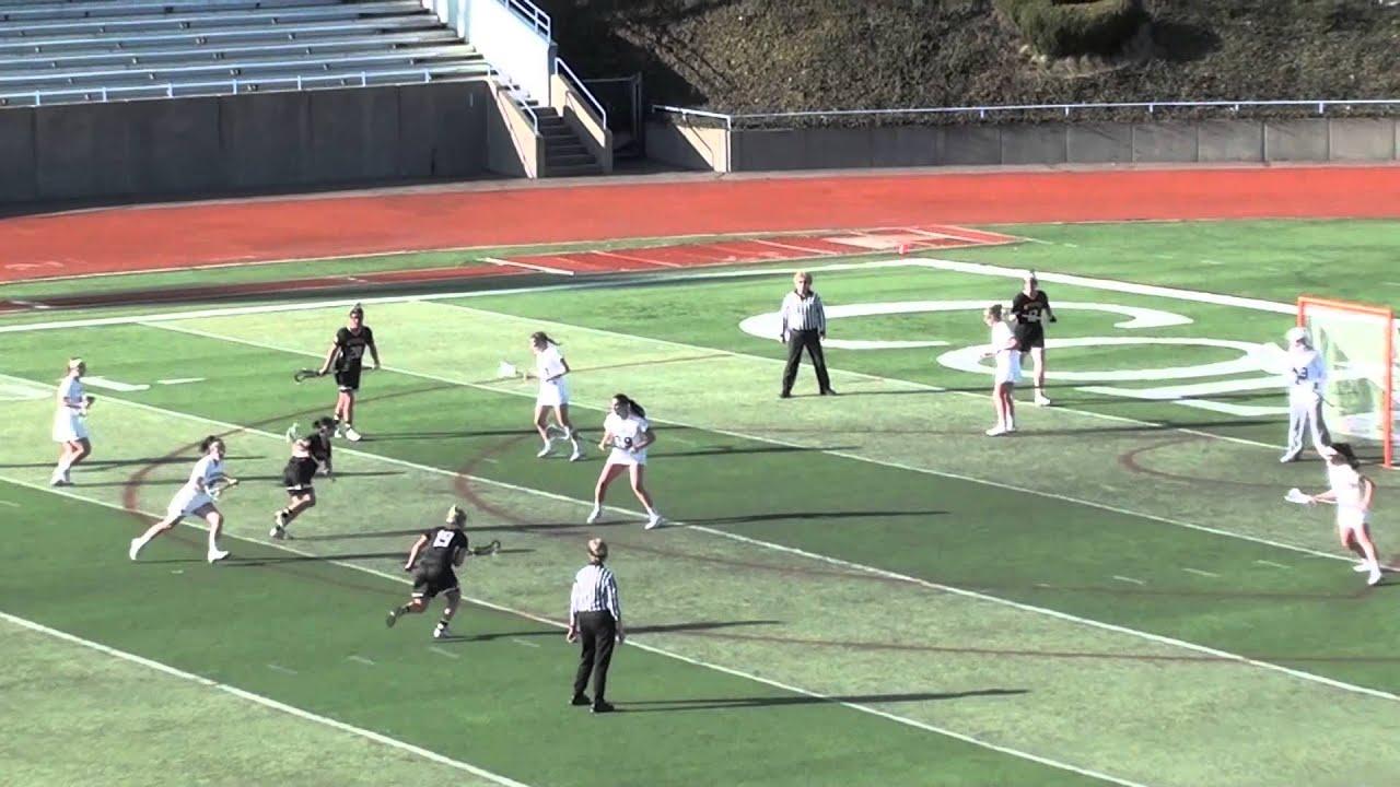 UMBC Women's Lacrosse vs Columbia 4/9/14 - YouTube