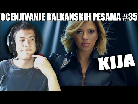 OCENJIVANJE BALKANSKIH PESAMA - KIJA - POTPIS