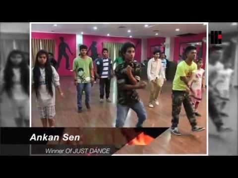Ankan Sen Visit to IFTI for Dance workshop