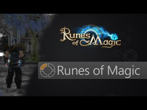 Runes of Magic: conhecendo o jogo comentado ( HD )