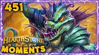 He Found it! | Hearthstone Daily Moments Ep. 451
