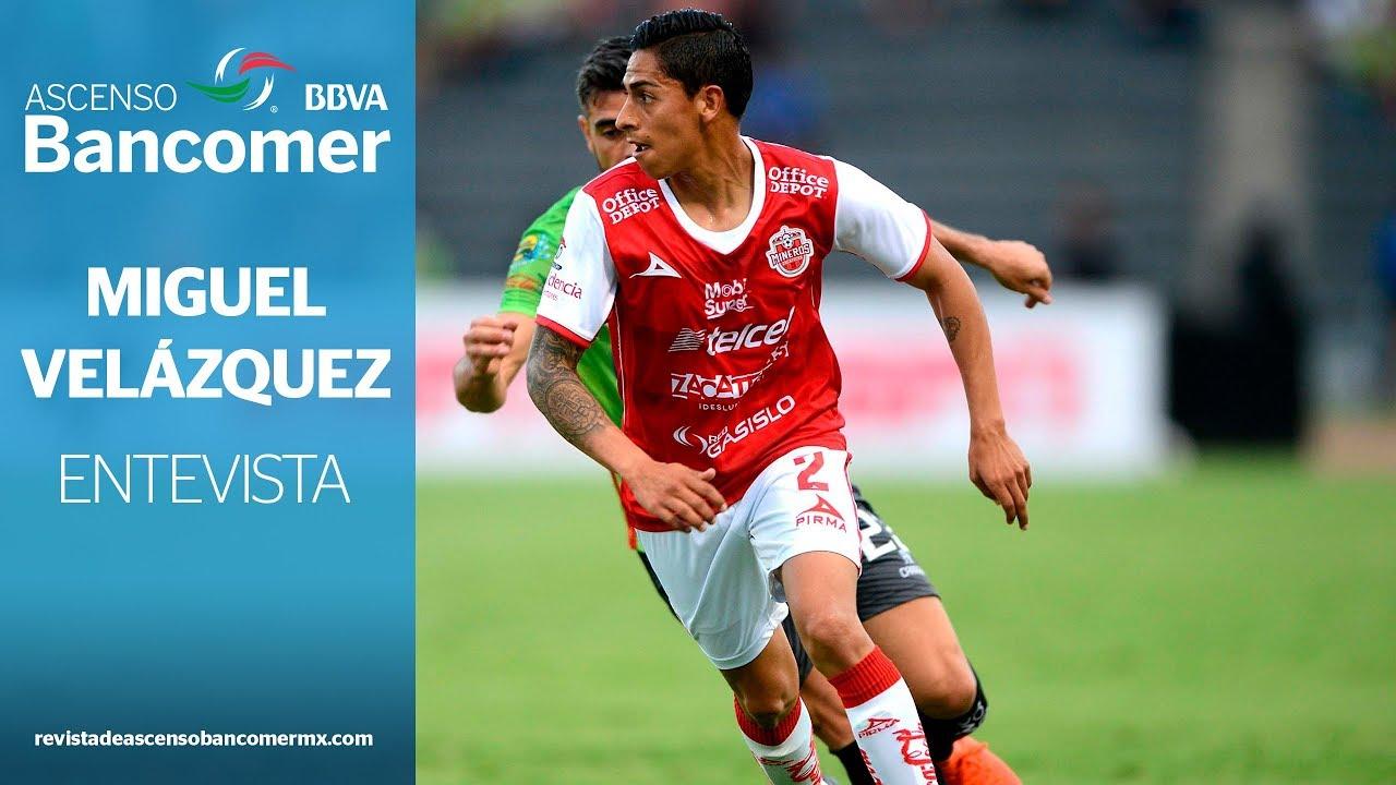Download Entrevista con Miguel Velázquez del Club Mineros.