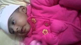 Aradhana baby