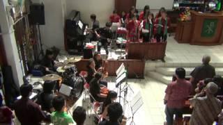 PKJ 185 Tuhan Mengutus Kita - Youth Music Community GKI Mp3