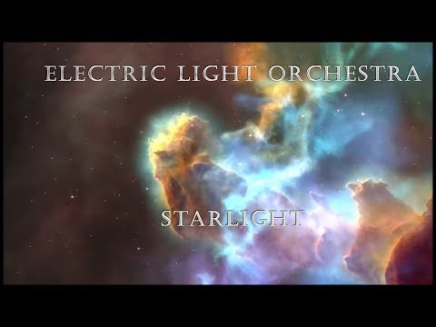 E.L.O. Starlight (Lyric Video)