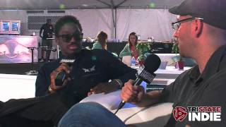 IKEY OWENS from JACK WHITE @ Firefly Music Fest 2012 (TSI LOUNGE SESSIONS)