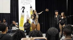 Amara La Negra - LIVE (Full Performance) | Taliah Waajid World Natural Hair Show 2018