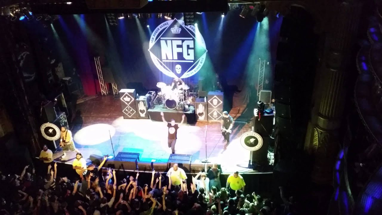 new found glory at the house of blues chicago 2014 - youtube