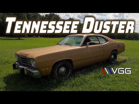 Download Driving a 1973 Duster to the NEW shop in Tennessee! (Bought Sight Unseen)