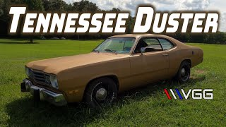 Driving a 1973 Duster to the NEW shop in Tennessee! (Bought Sight Unseen)